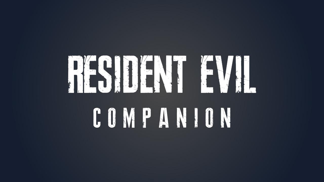 Resident Evil Companion