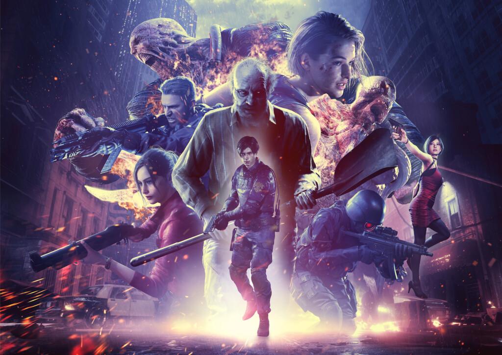 Resident Evil 25th Anniversary