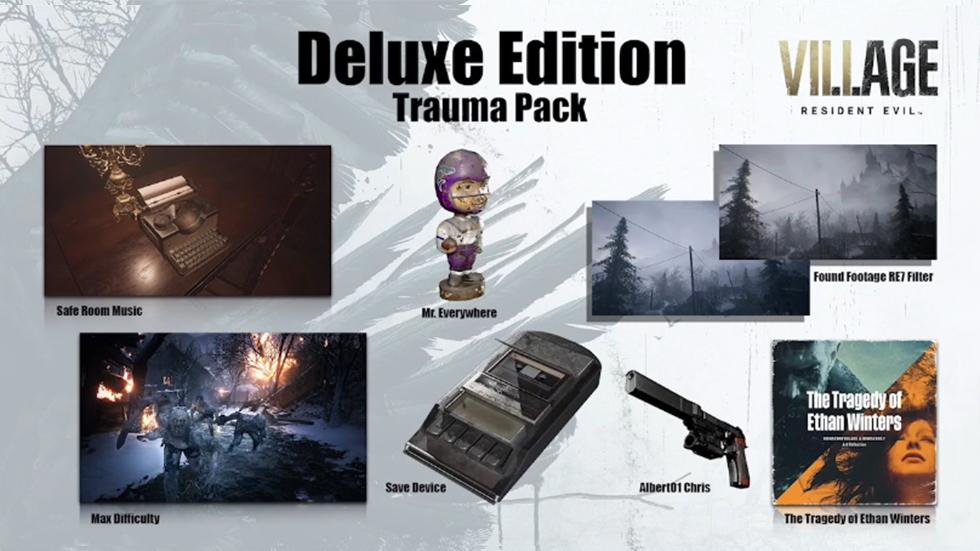 RE Village Trauma Pack
