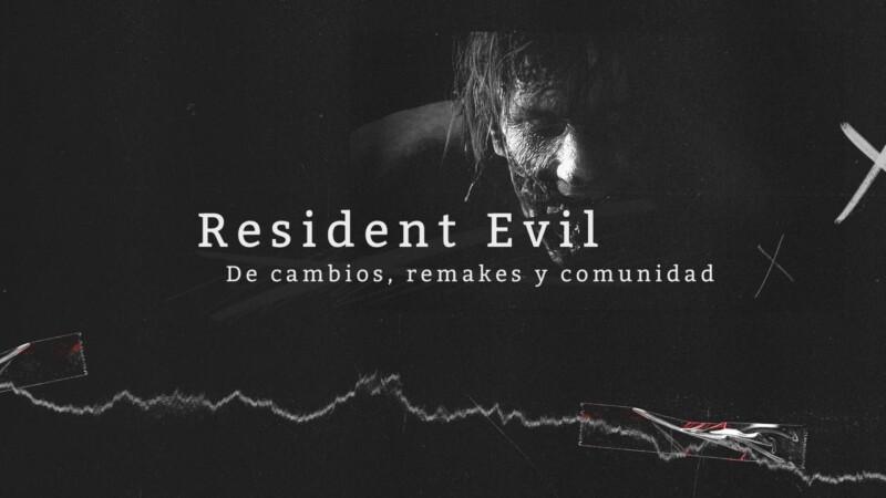 Resident Evil nostalgia