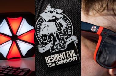 Resident Evil mercancía