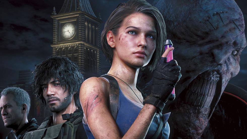 Resident Evil 3: Nemesis Edition