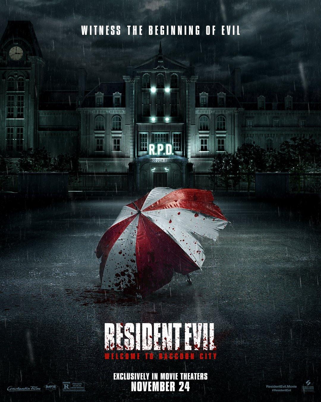 Resident Evil WTRC Poster